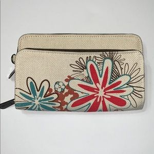 Thirty-One Floral Wallet